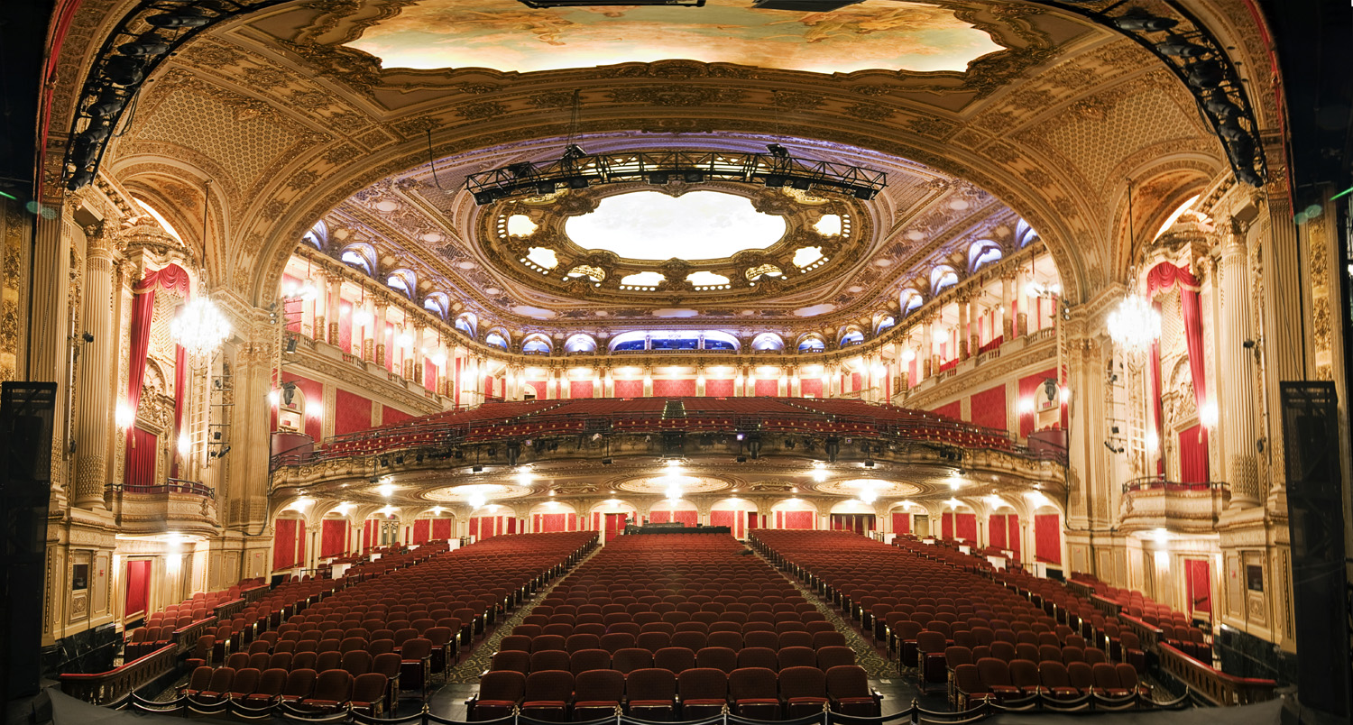 Boston Opera House Boston Ma Geoffrey Goldberg Photography