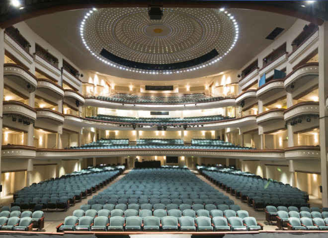 Blumenthal Theater, Charlotte NC