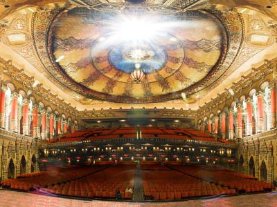 Fabulous Fox Theater, Detroit MI