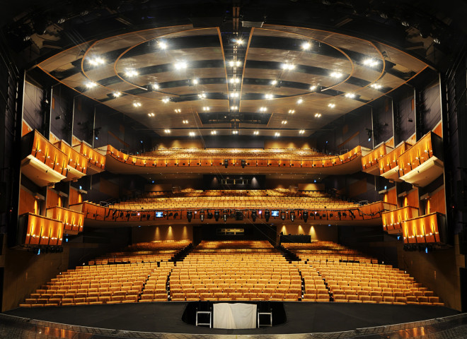 Ahmanson Theater, Los Angeles CA