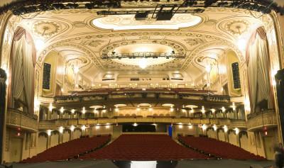 Orpheum Theatre, Omaha NE