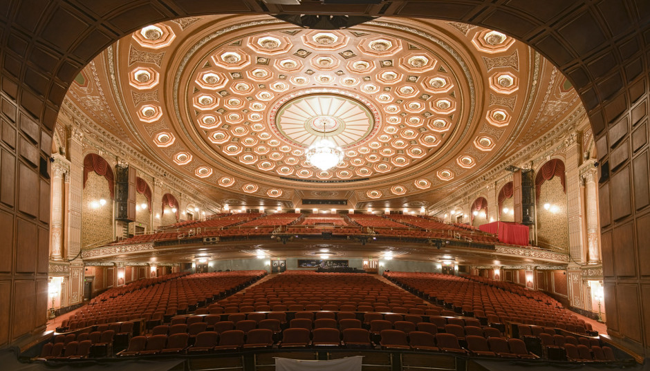 Pittsburgh -Benedum Theatre
