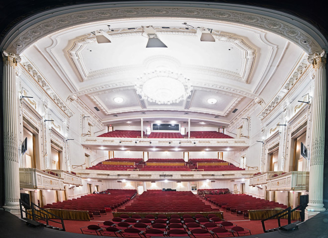 Shubert Theater – Boston