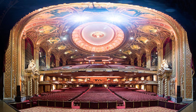 Wang Theater – Boston