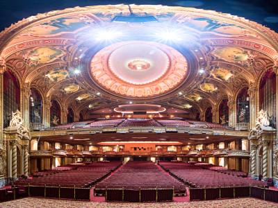 Wang Theater – Boston